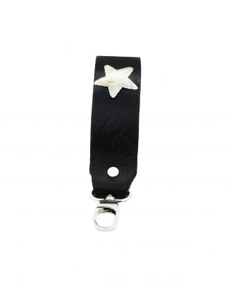 Bagstrap silver stars
