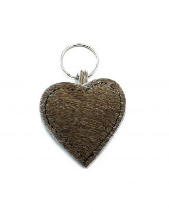 Light brown keychain