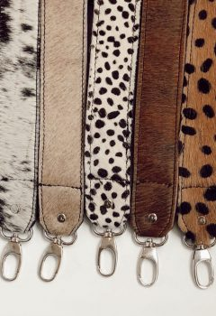 Bag strap │ Studs and Stones